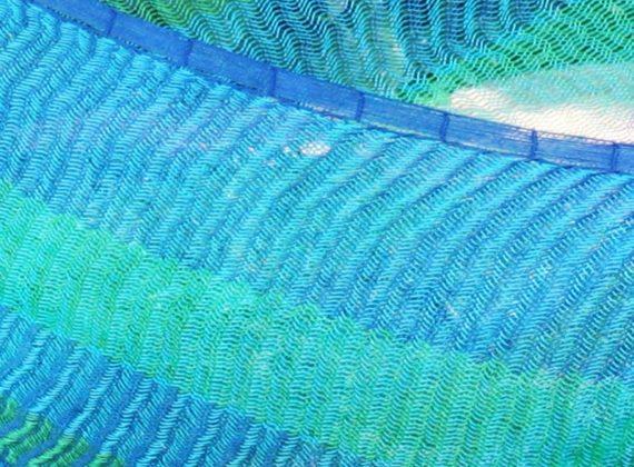 Hammock Caribe cotton swatch
