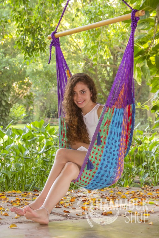 Hammock Chair HSCH Colorina Modelo