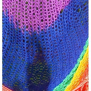 Hammock Chair HSCH Rainbow swatch