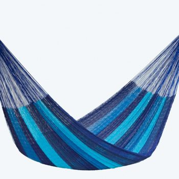 Hammock Cotton Caribbean Blue