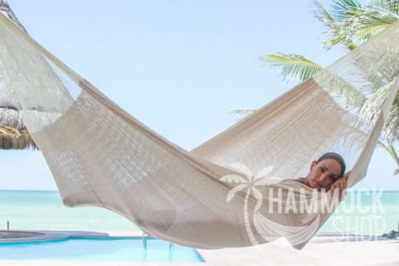Hammock Cotton Cream Modelo