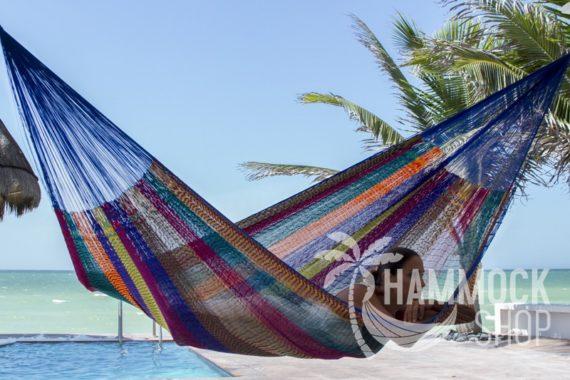 Hammock Mexicana Modelo Nylon