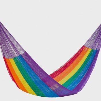 Hammock Nylon Rainbow