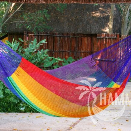 Hammock Rainbow cotton