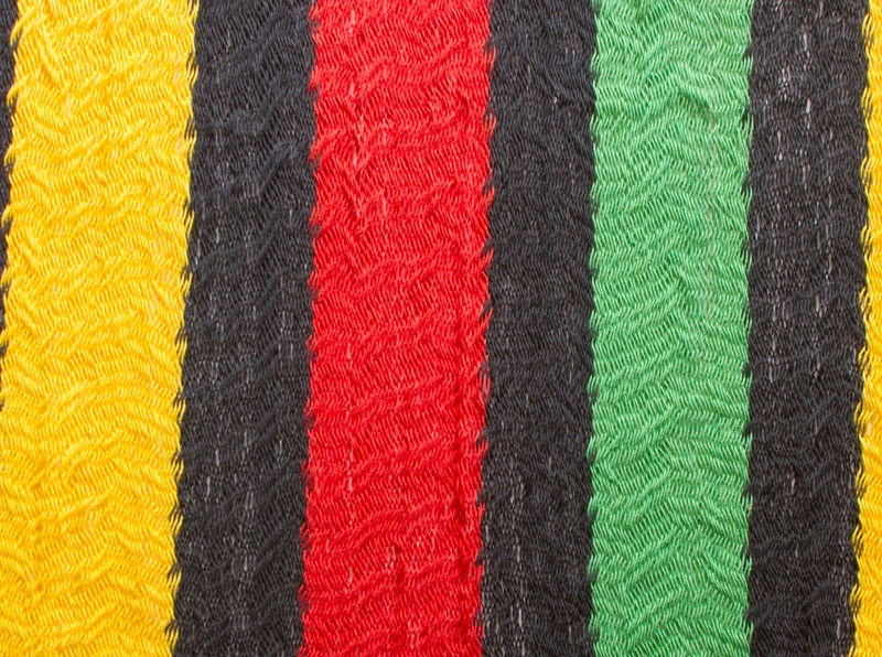 Hammock Rasta Cotton Swatch