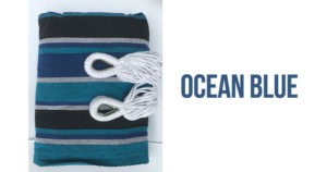 Hammock Colour – Ocean Blue b