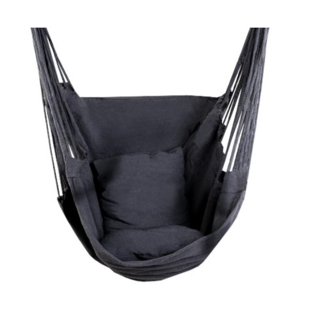 Classic Hammock Chair in Grey