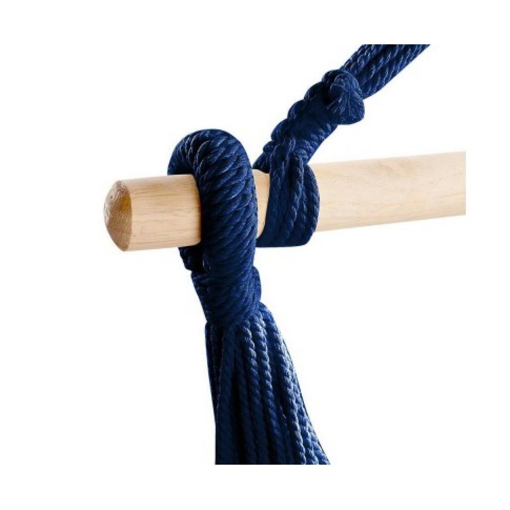 Hanging Hammock Swing Chair in Navy