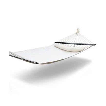 Resort Swing Double Hammock Bed Cream