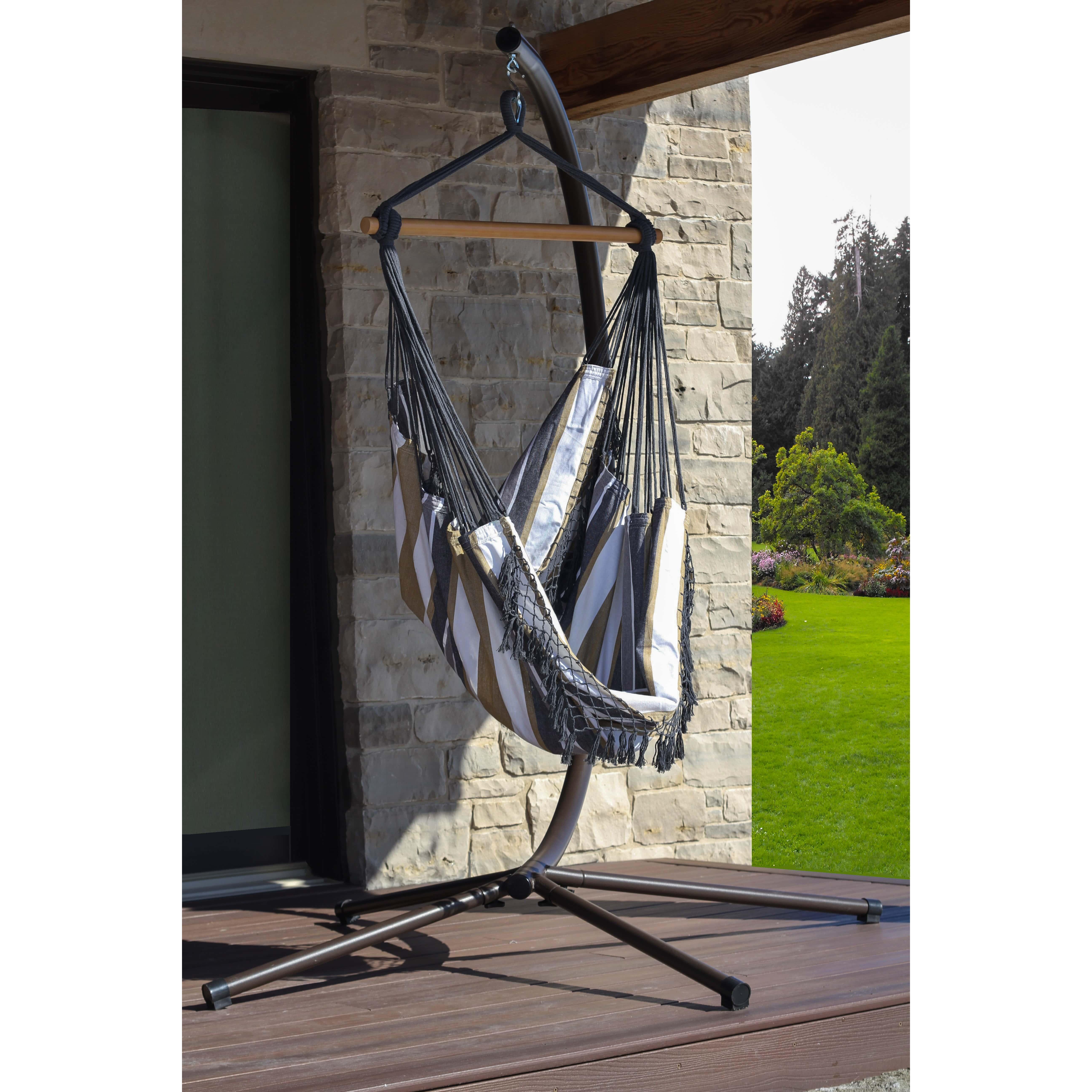 Brazilian Hammock Chair (Desert Moon)