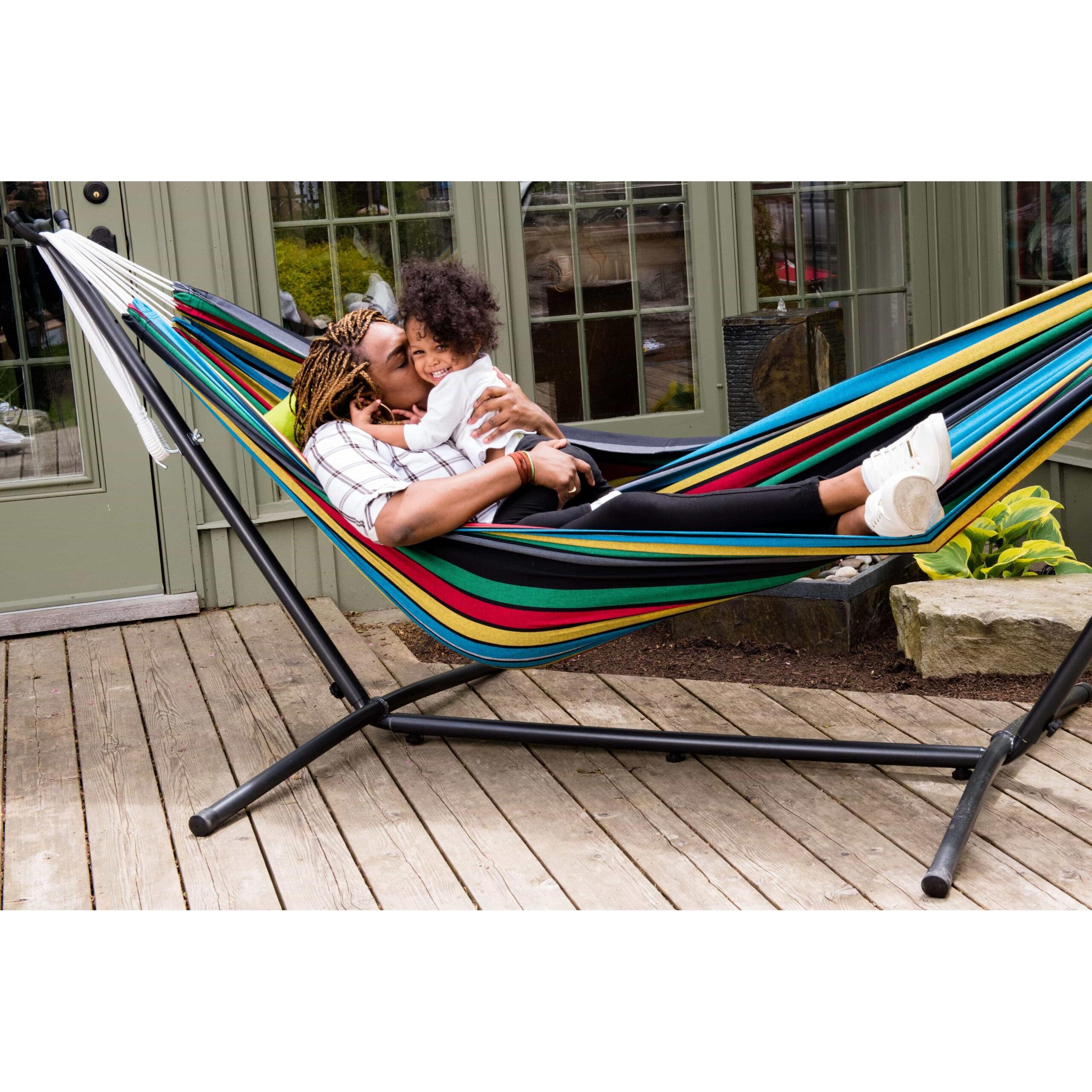 Universal Hammock Stand & Double Cotton Rio Night Hammock second featured image