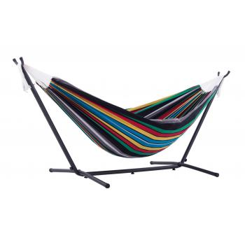 Universal Hammock Stand & Double Cotton Rio Night Hammock featured image