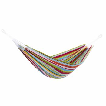 Double Brazilian Polyester Hammock in Ciao Featured Image