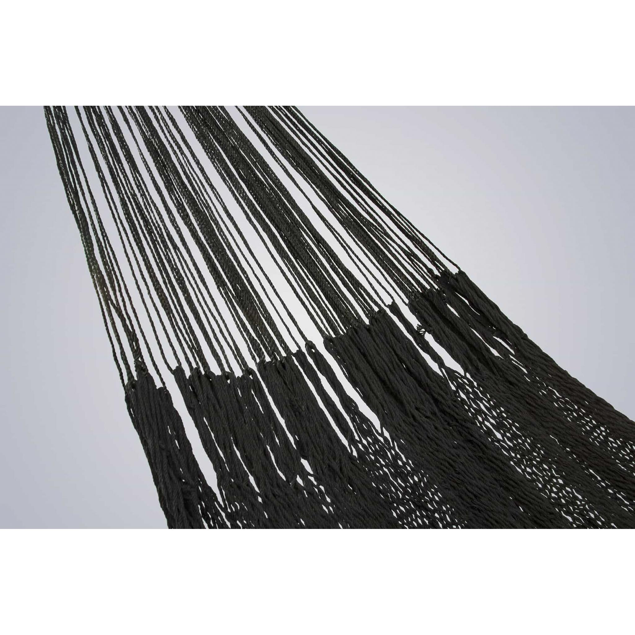 King Size Outdoor Cotton in Black