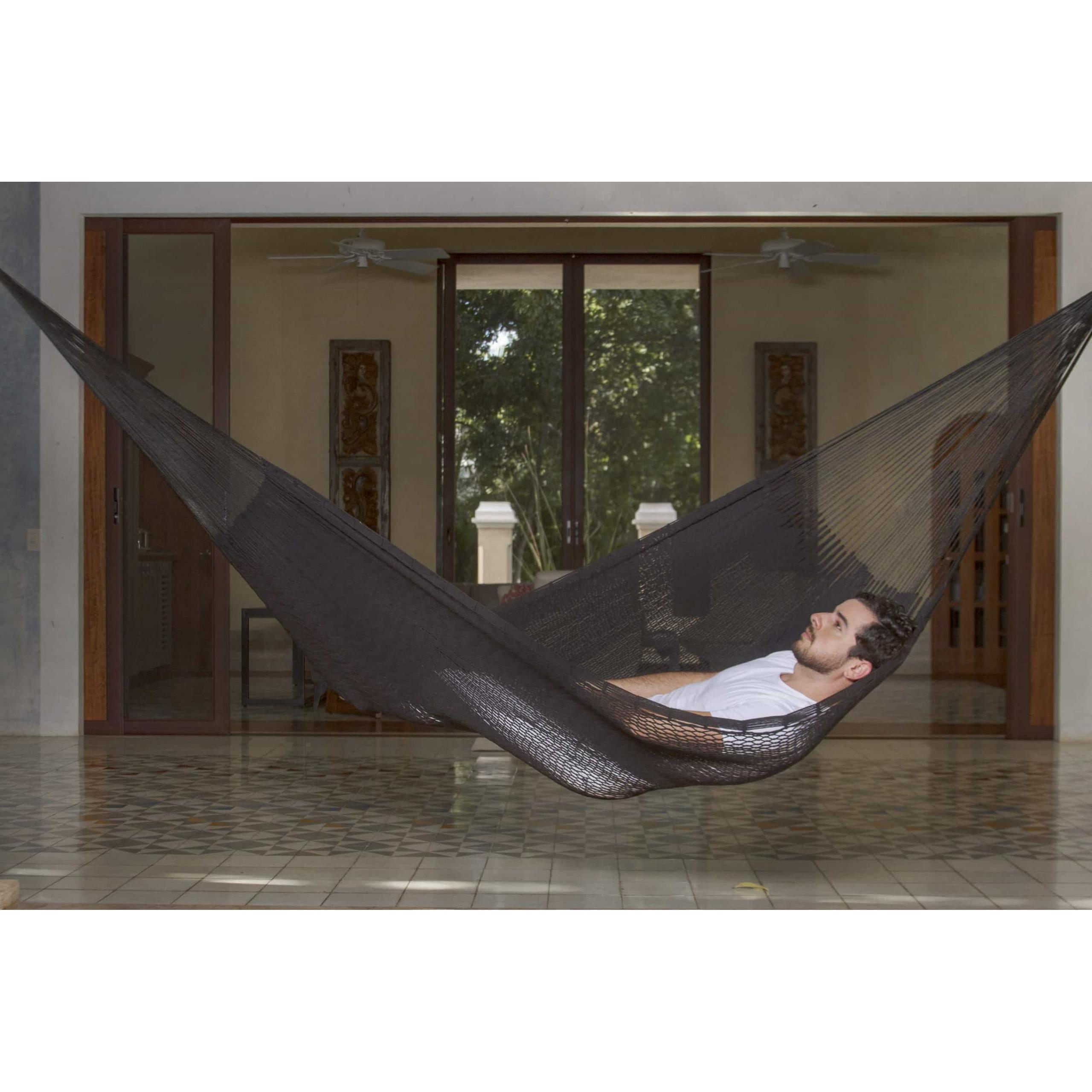 King Size Outdoor Cotton in Black – _MG_0069