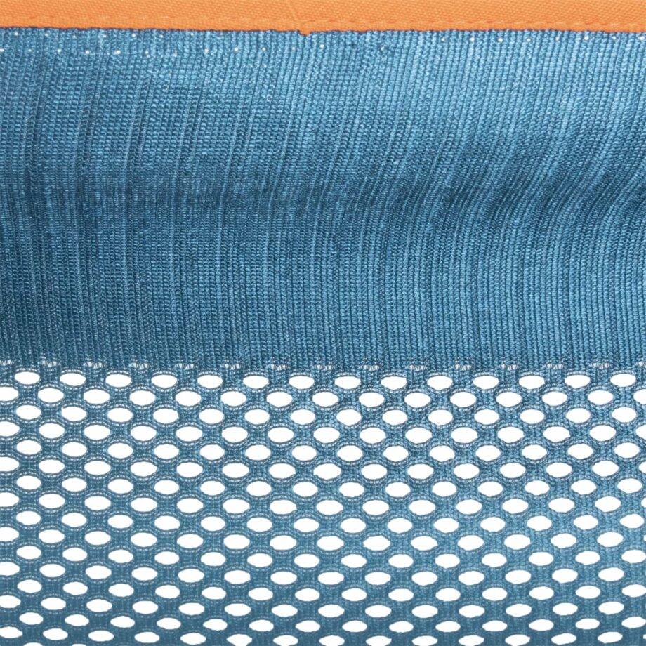 Mesh Double Hammock in Blue and Orange – MESH2-40 swatch