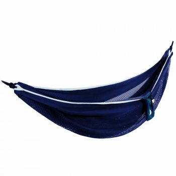Mesh Double Hammock in Navy and Turquoise – MESH2-42